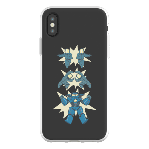 Jaeger Fusion Dance Phone Flexi-Case