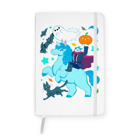 Cute Halloween Notebook