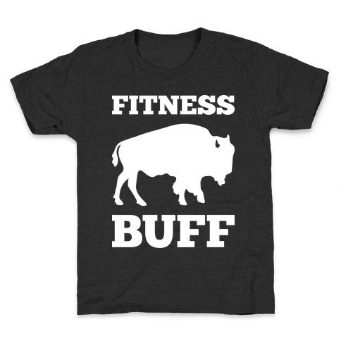 Fitness Buff Kids T-Shirt