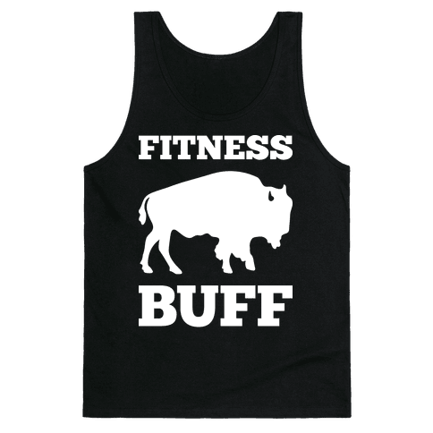 Fitness Buff Tank Top