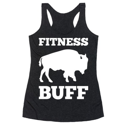 Fitness Buff Racerback Tank Top