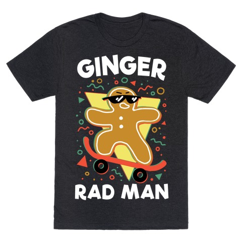 Ginger Rad Man T-Shirt
