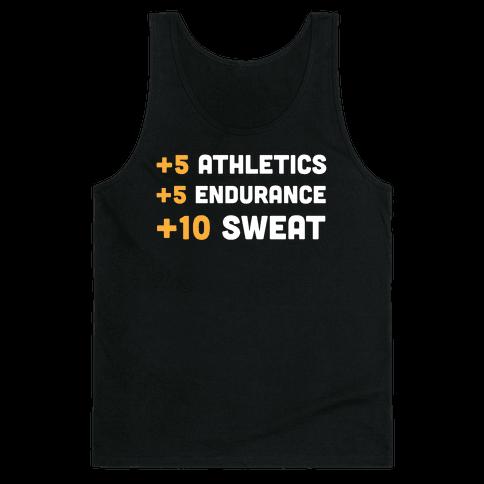 +10 Sweat Tank Top