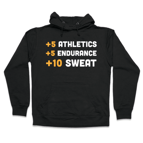 +10 Sweat Hooded Sweatshirt