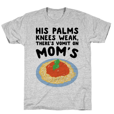Lose Yourself Parody Shirt 1 Lyric Pairs Shirt T-Shirt