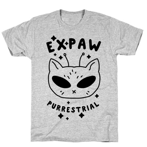 Expaw Purrestrial T-Shirt