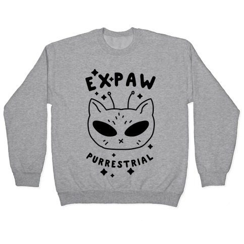 Expaw Purrestrial Pullover