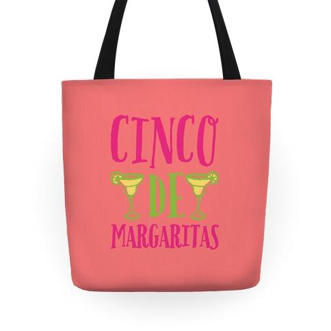 Cinco De Margaritas Tote