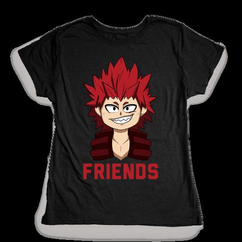 Best Friends Eijiro Womens T-Shirt
