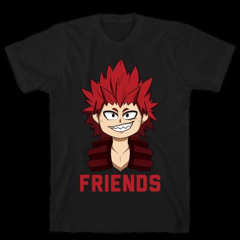 Best Friends Eijiro Mens T-Shirt
