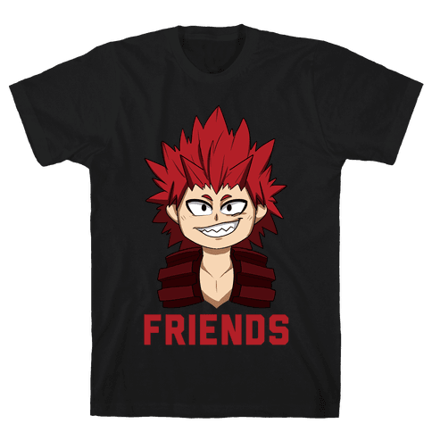 Best Friends Eijiro Mens T-Shirt