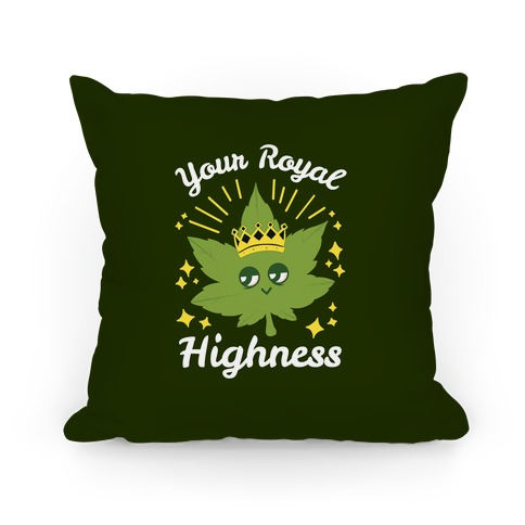 Your Royal Highness Pillow