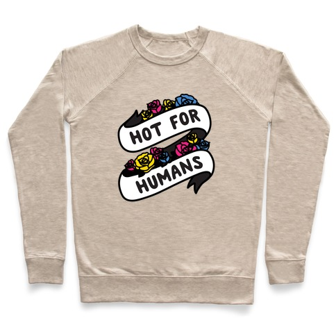 Hot For Humans Pullover