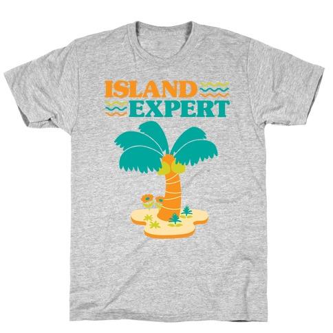 Island Expert (Animal Crossing) T-Shirt