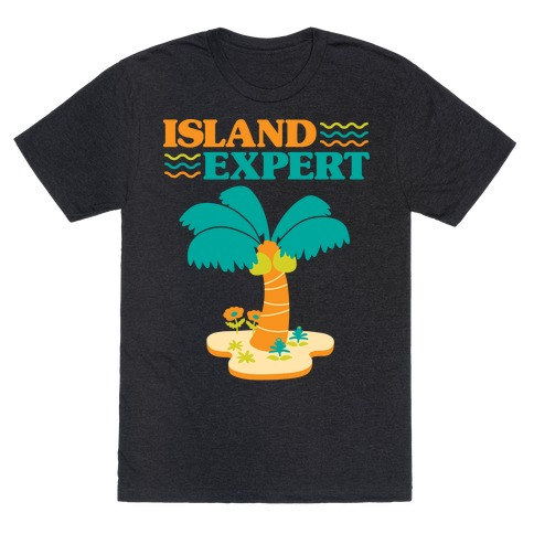 Island Expert (Animal Crossing) T-Shirt