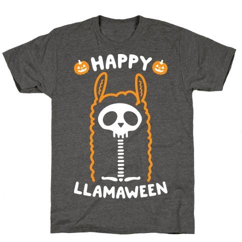 Happy Llamaween T-Shirt