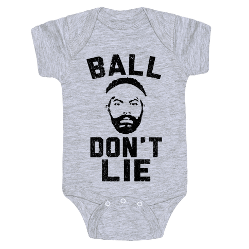 Ball Don't Lie Baby Onesy