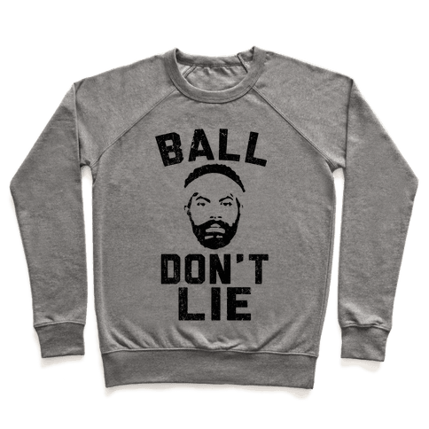 Ball Don't Lie Pullover