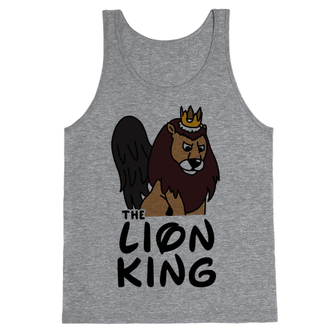 The Lion King Moonracer Tank Top