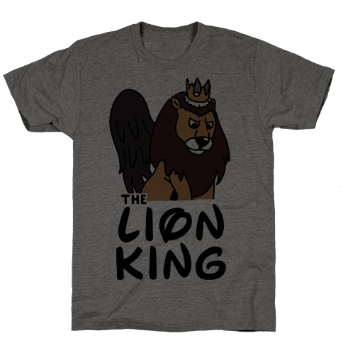 The Lion King Moonracer Mens T-Shirt