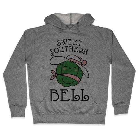 Sweet Southern Bell Hooded Sweatshirt