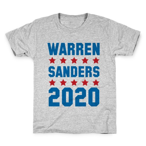 Warren Sanders 2020 Kids T-Shirt