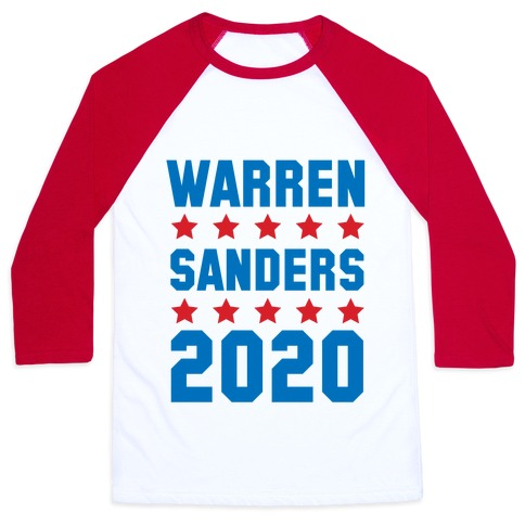 Warren Sanders 2020 Baseball Tee