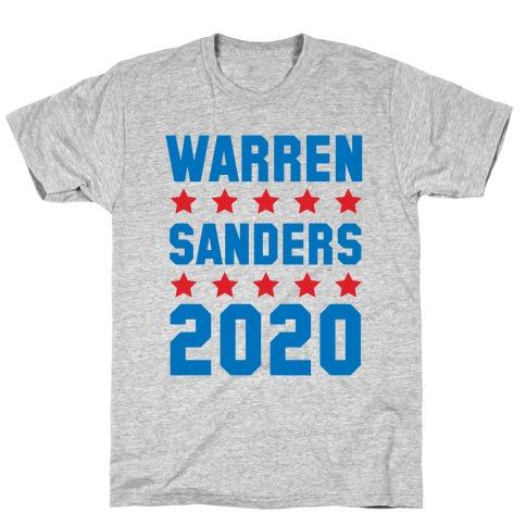 Warren Sanders 2020 T-Shirt