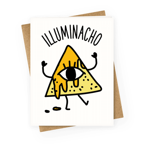 Illuminacho Greeting Card
