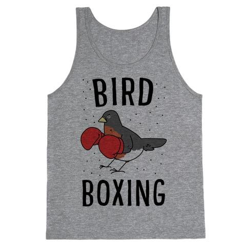 Bird Boxing Tank Top