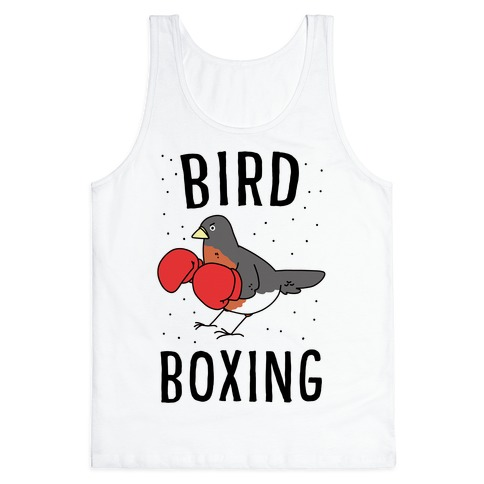 Bird Boxing Tank Top