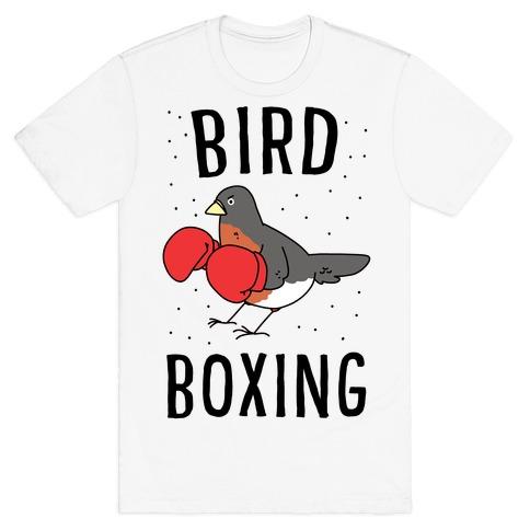 Bird Boxing T-Shirt