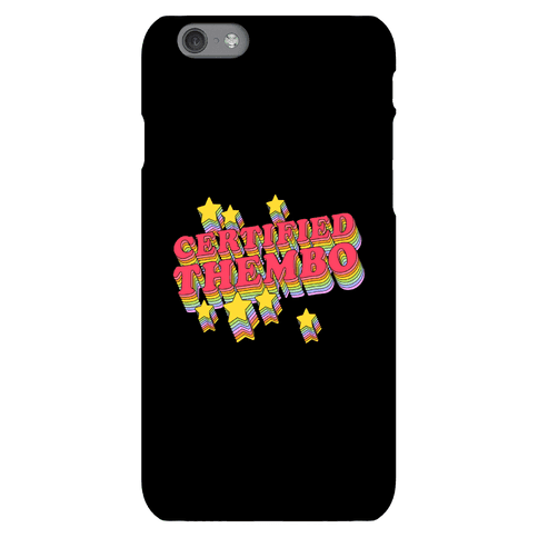 Certified Thembo Phone Case