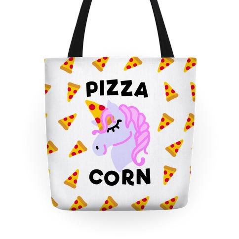 Pizza Corn Tote