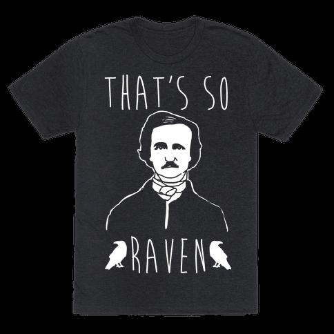 That's So Raven Parody White Print