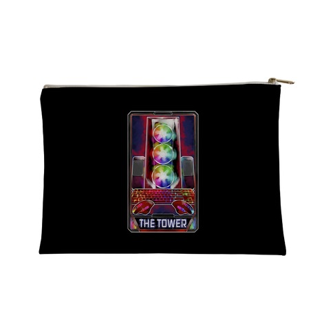 The Gaming Tower Tarot Card Accessory Bag