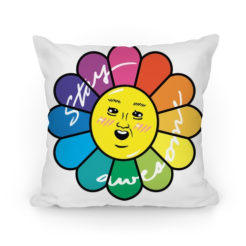 Stay Awesome Pillow