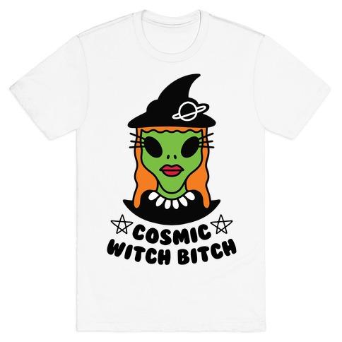 Cosmic Witch Bitch T-Shirt