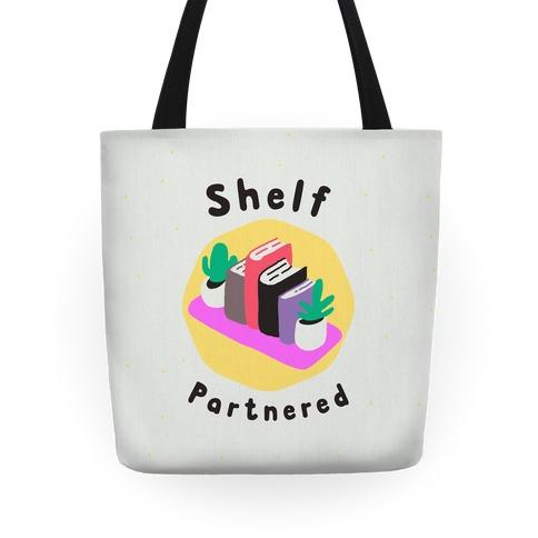 Shelf Partnered  Tote