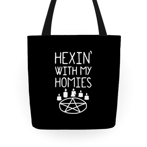 Hexin' With My Homies Tote