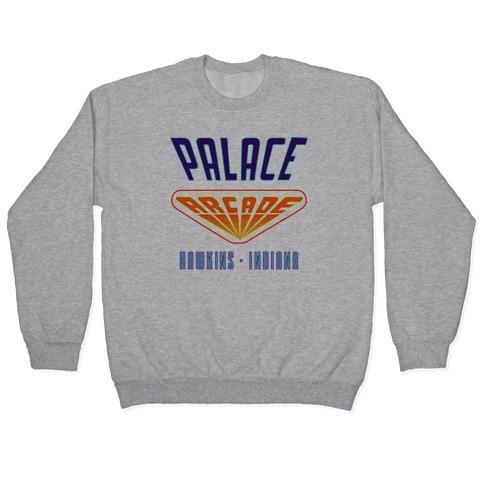 Palace Arcade Pullover
