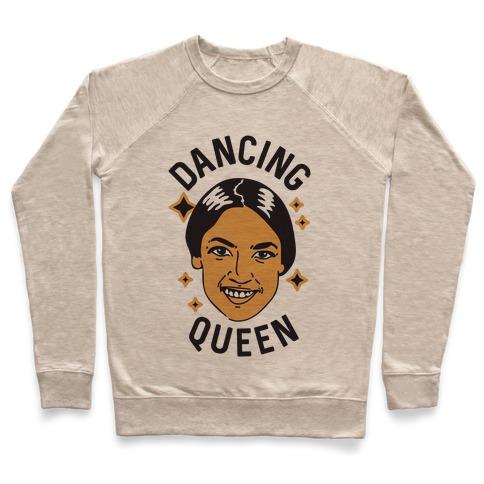 Alexandria Ocasio-Cortez Dancing Queen Pullover