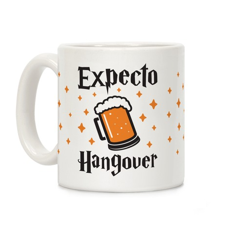 Expecto Hangover (Beer) Coffee Mug