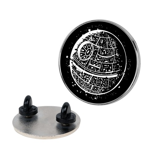 Death Star Pin