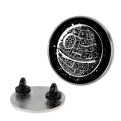 Death Star Pin