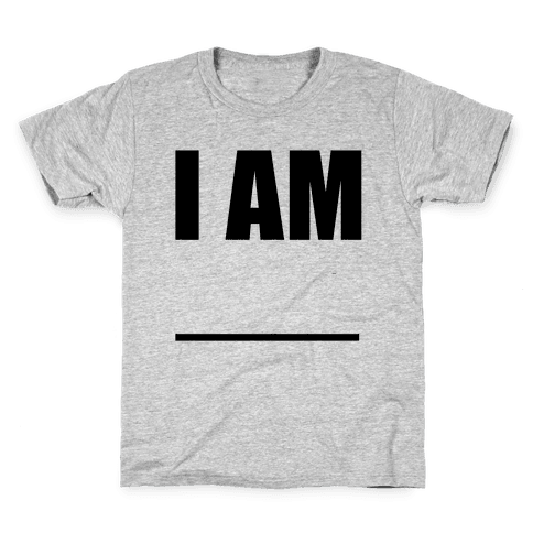 I Am Pair 2 Kids T-Shirt