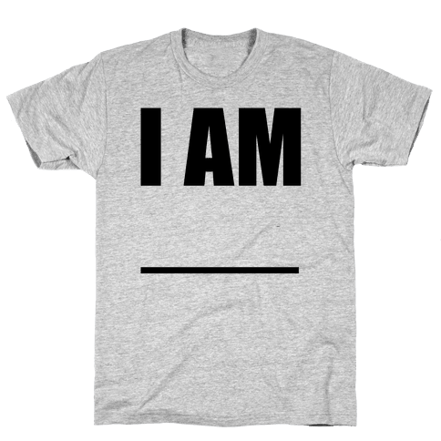 I Am Pair 2 Mens T-Shirt