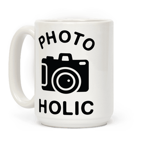 Photoholic Coffee Mug