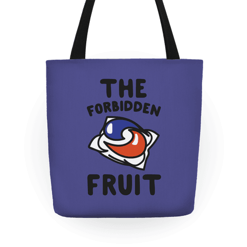 The Forbidden Fruit  Tote