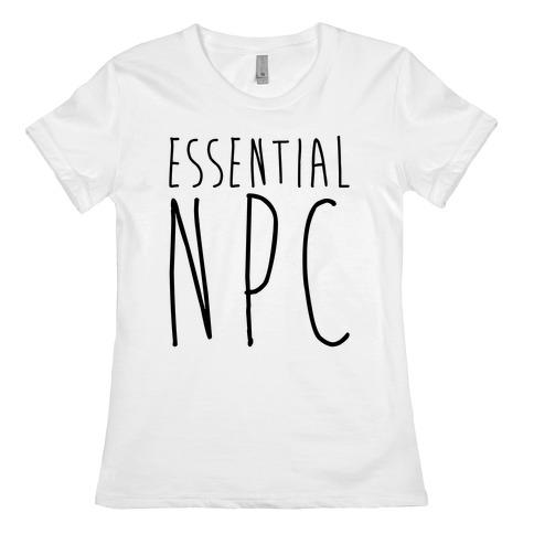 Essential NPC Womens T-Shirt